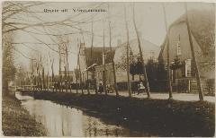 Vaartweg, 's Gravenmoer 1935